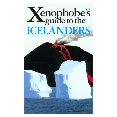 The Xenophobes Guide To The Icelanders