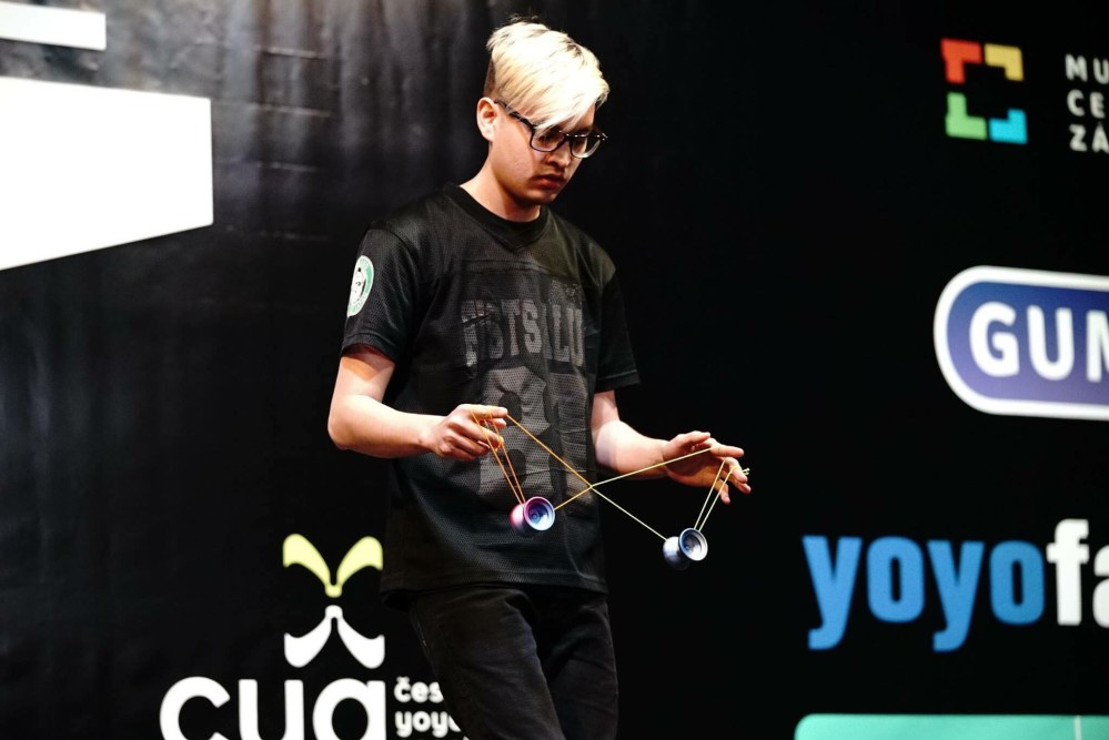 What Have We Won?: The European Yo-yo Championships