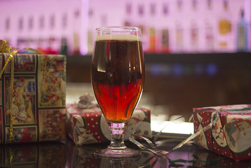 The Grapevine Christmas Beer-Off