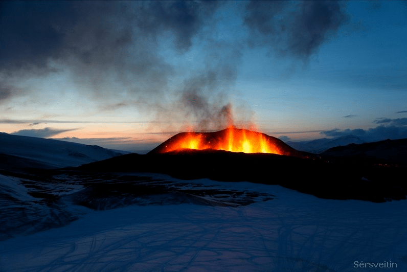 Icelandic Volcanoes – HOW DO THEY WORK?!?