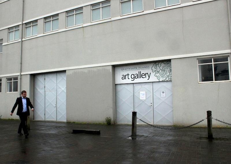 The Icelandic Printmakers Association