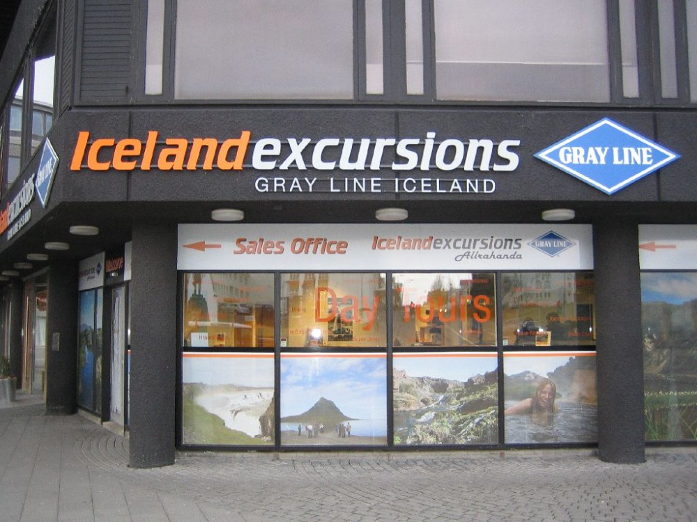 Iceland Excursions – Gray Line