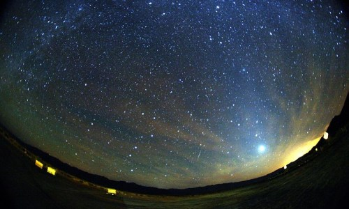 Meteorite Burns Up Over East Iceland (Probably)
