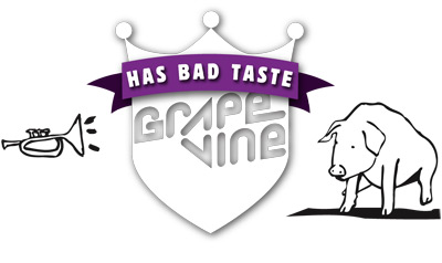 The Grapevine and  Bad Taste introduce the  Grapevine Bad Taste Summer Concert Series