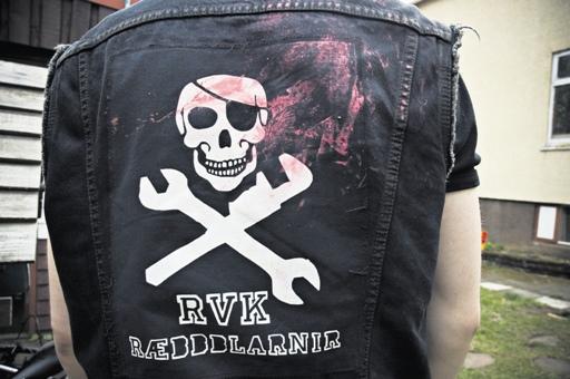 Reykjavík Bike Punks