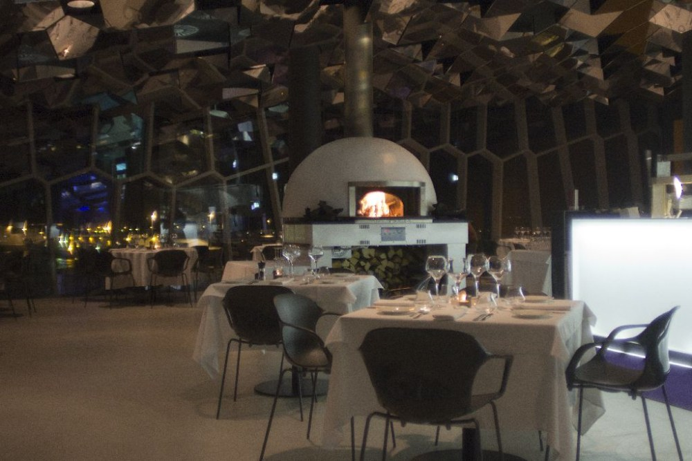 Dining In The Borg Starship
