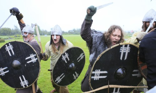 Viking Spirit: Charge Into The Einherjar Viking Organisation's Anniversary Festival