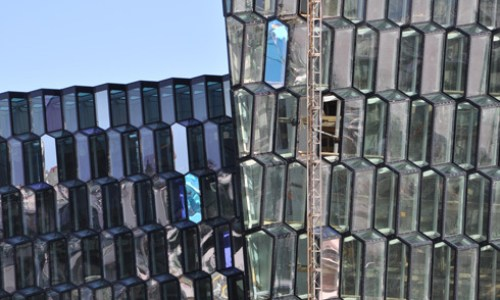 IS HARPA JUST A FAÇADE?