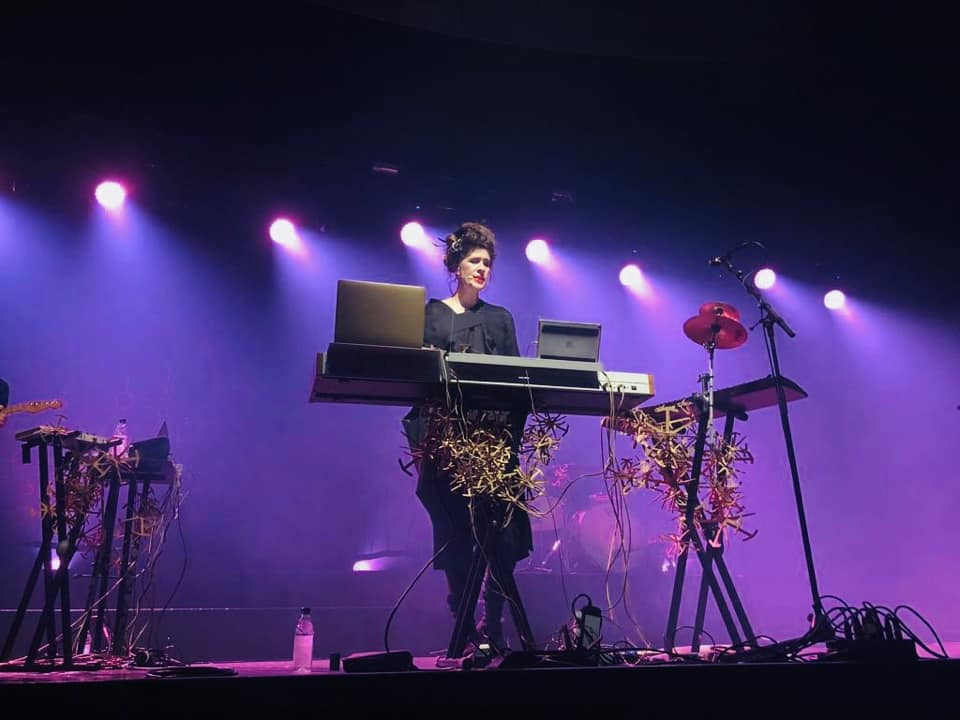 Back to the Frou Frou-ture: Imogen Heap and Guy Sigsworth Reunite in Reykjavík