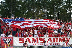 Americans and Footb… Soccer