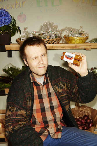 On A Date With Svavar Pétur Eysteinsson: The Vegan Sausage King Of Iceland