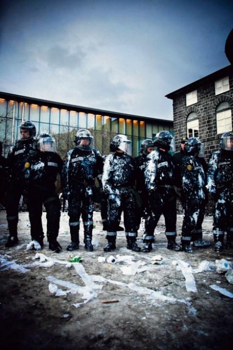 Protest Through The Lens Of: Hörður Sveinsson