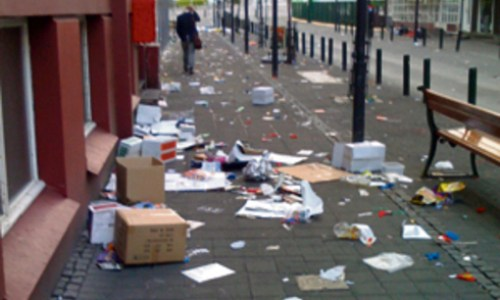 Litterers Could Face Heavy Fines