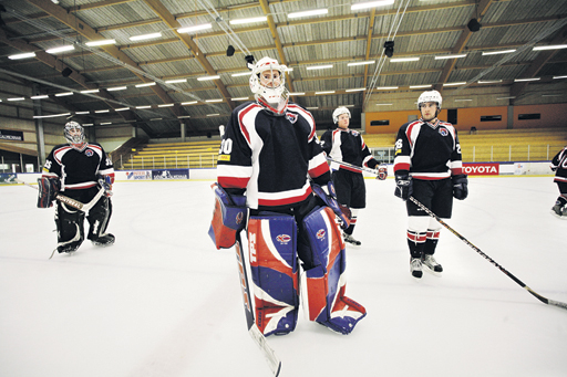 Icelandic Hockey Suffers for Lack of Ice