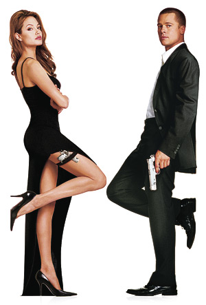 We're Not Upset About: Mr. and Mrs. Smith