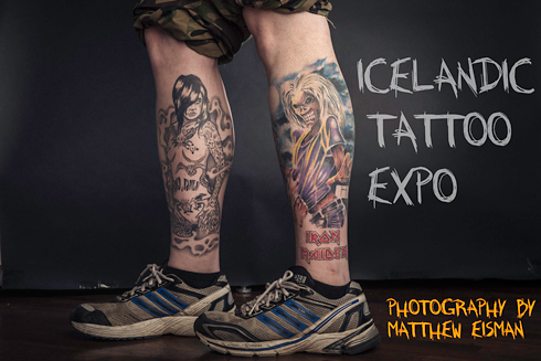 Tattoo Expo In Photos