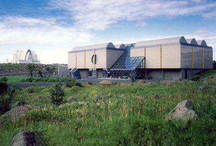 Kópavogur Art Museum – Gerðarsafn