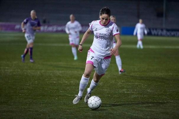 Sara Björk Gunnarsdóttir, Iceland captain and FC Rosengård player