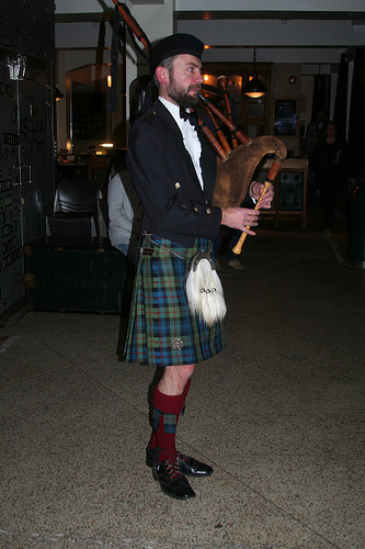 A Night Of Kilts And Offal