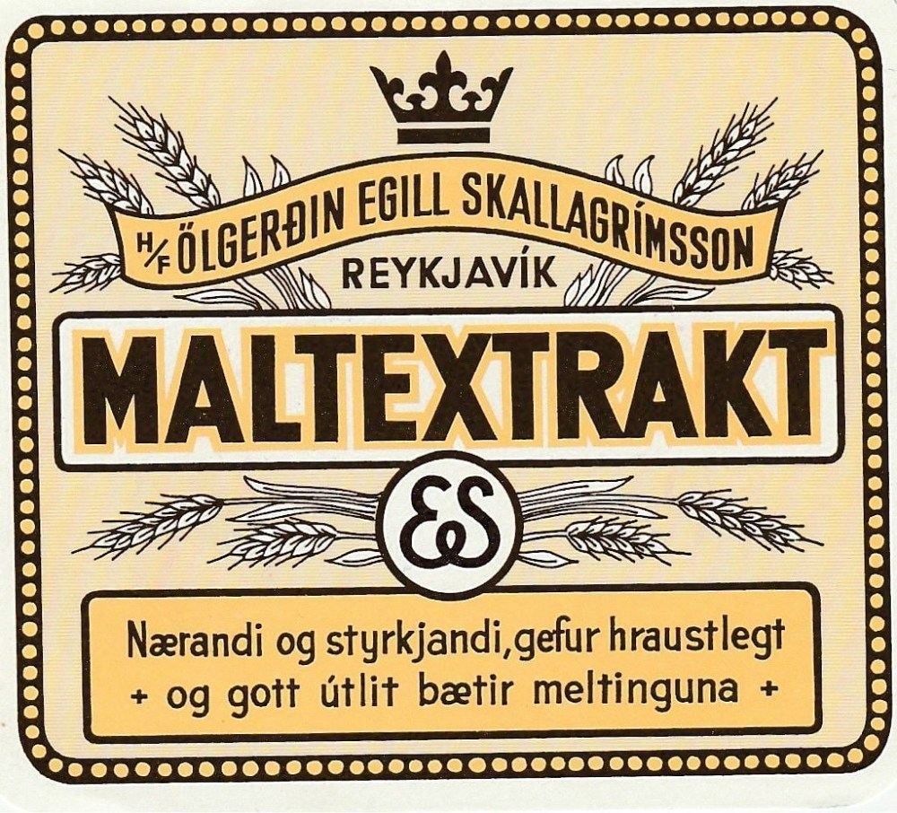 Great Moments In Icelandic Cuisine: Maltextrakt