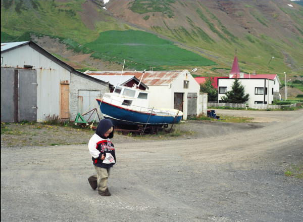 Flateyri And The Fate Of Small Town Iceland - Julia Staples 2006