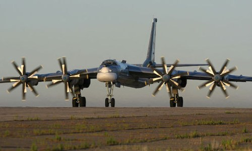 Russian Military Aircraft Come Nowhere Near Iceland