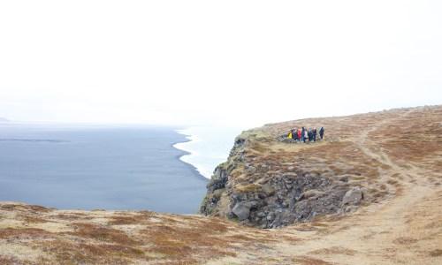 Ingólfshöfði: Into The Ocean