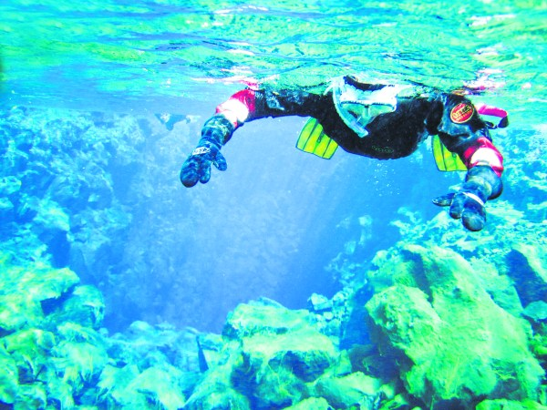 Snorkling - Golden Circle