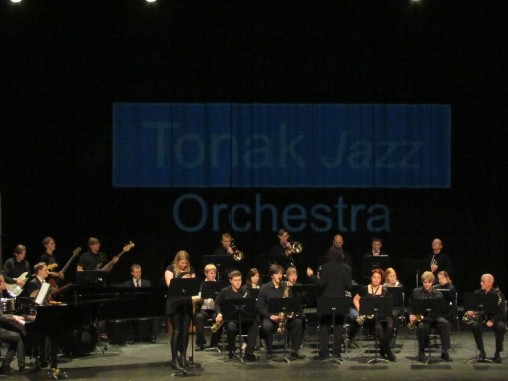 North Iceland Gets Jazzy