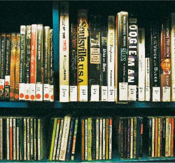 Bezt í Heimi: The Blues Collection at the Reykjavík City Library