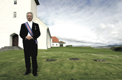 The Grapevine Presents A Spoken Word Creation Written for, But Not Performed by, the President of Iceland During the 61st Celebration of Iceland's Independence, at Austurvöllur, Reykjavík, June 17th 2005.