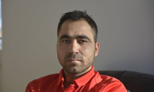 Hunger-Striking Afghan Arrested, Will Be Deported Tomorrow