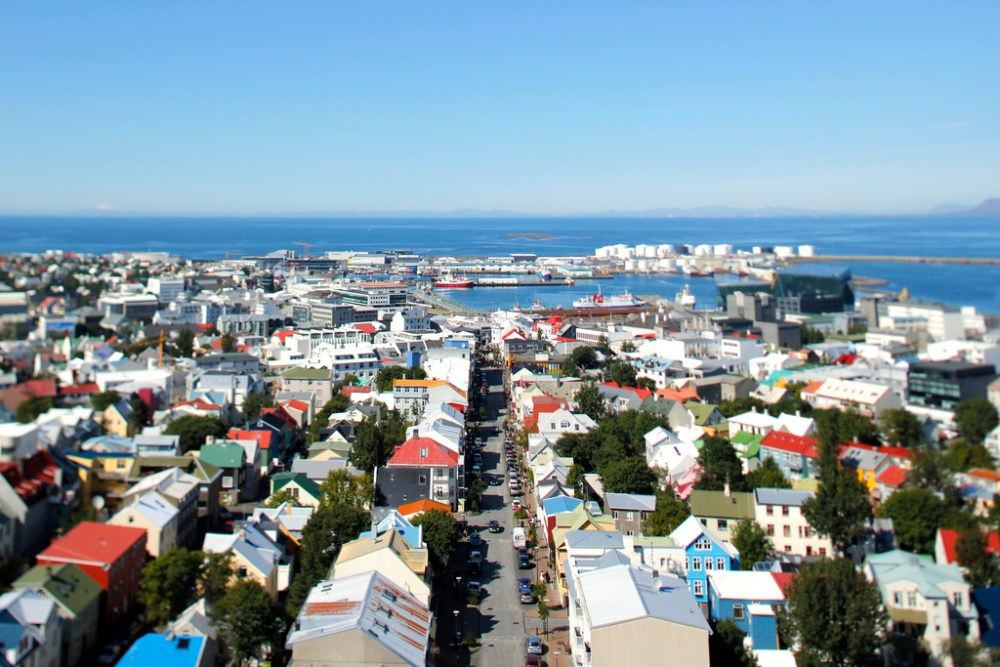 What's The Best Thing About Reykjavík In One Or Two Sentences?