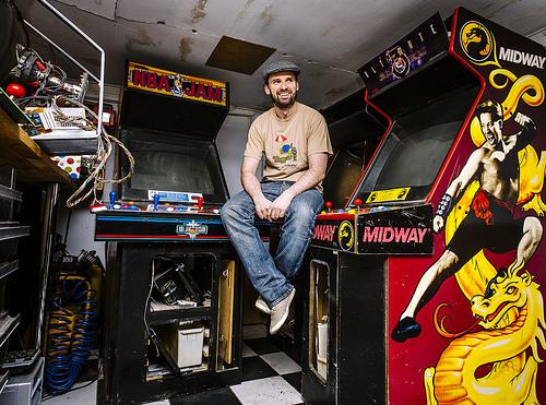 Meet Iceland's Pinball Wizard
