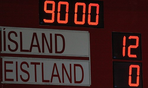 Which of the Last Eight Teams Should Icelanders Support?
