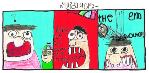 Vilhjálmur Yngvi's Comic