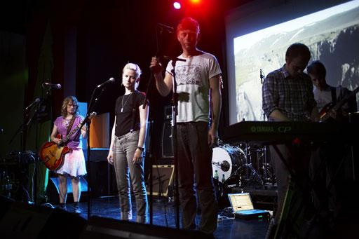 Saving Iceland Mega Concert