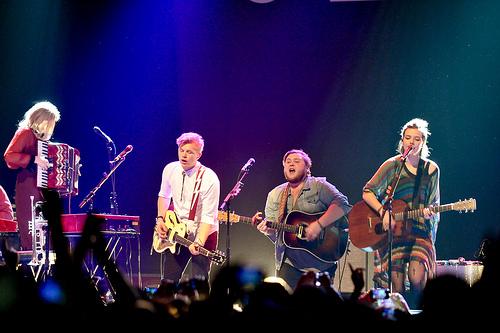 Of Monsters And Men Take Manhattan, The Rest Of The U.S.