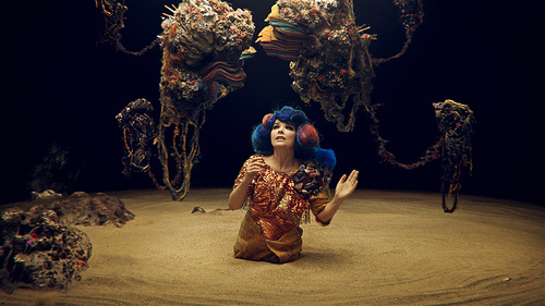 Watch Björk's Volcanic New Video