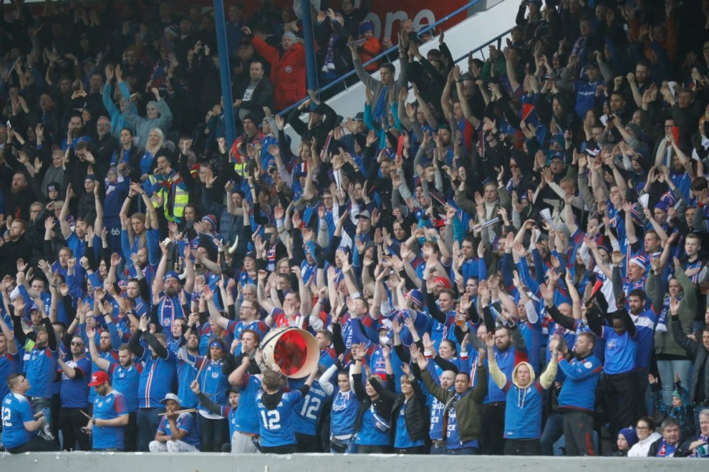 #SmiteTheWorld: Iceland World Cup News On The Day Of Reckoning