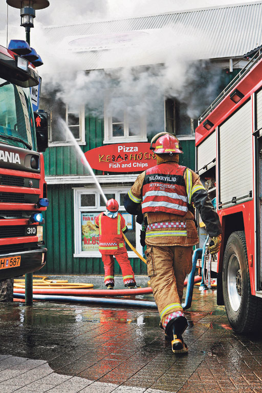 Reykjavík Burns