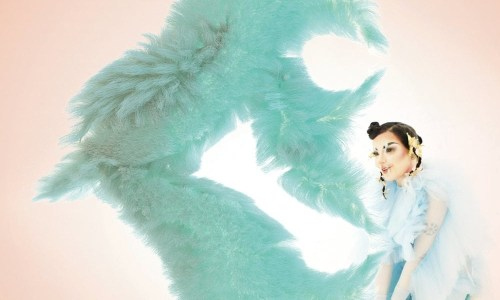 Björk Is Back To Reykjavík With An Opening Concert For Utopia Tour
