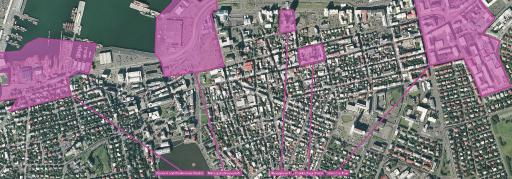 Reconstructing a City