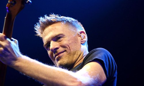 Bryan Adams Returning To Iceland