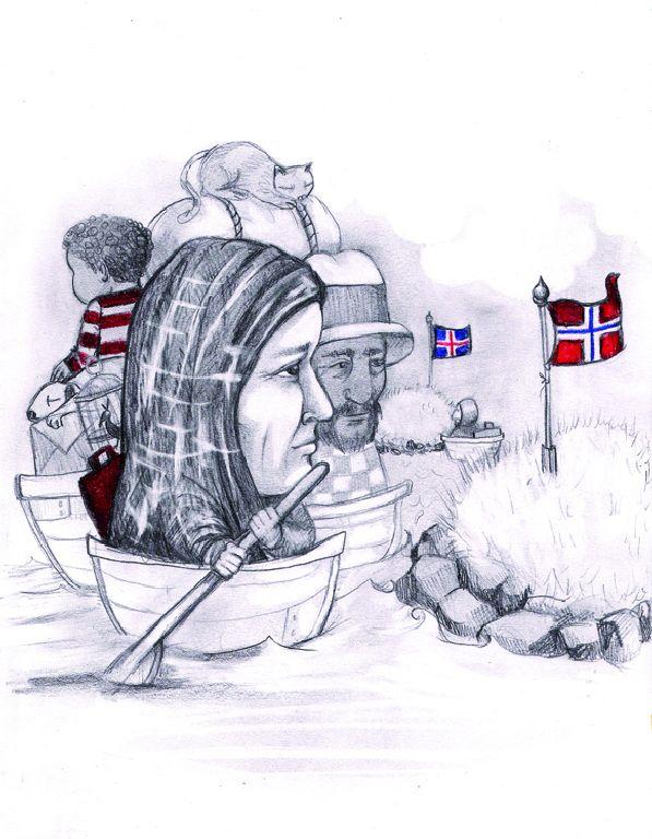 Asylum Seekers In Norway