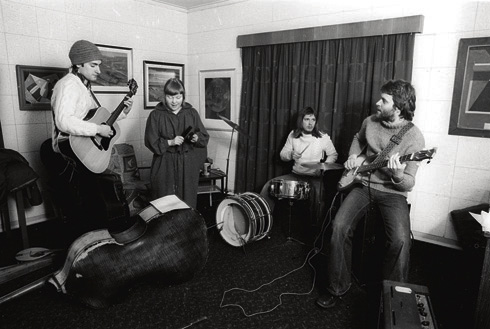 The Progressive Folk Rock Brigade