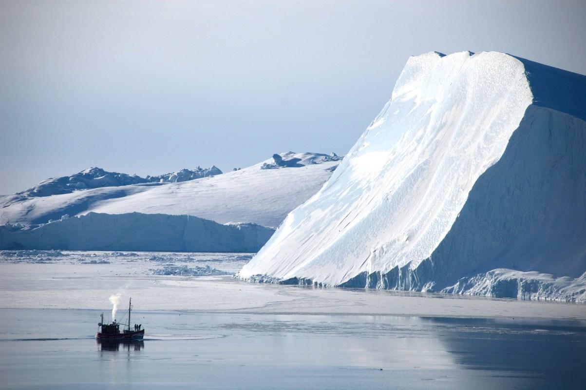 Three Days In Ilulissat