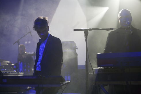 Apparat Organ Quartet Plays 'Pólýfónía' – Heads Bob