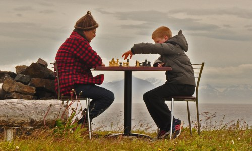 Grímsey: Island Of Chess Players