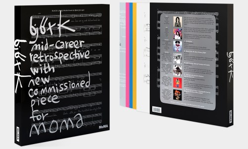 Contents Of Björk's MoMA Show Revealed